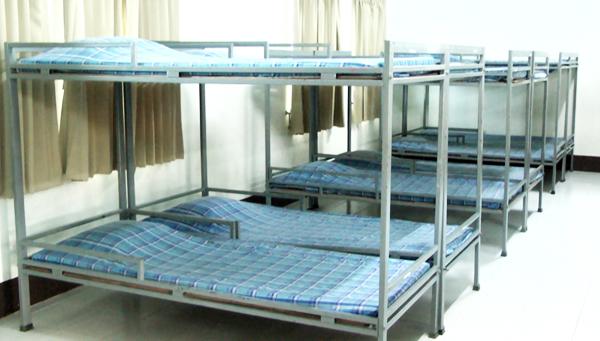 ห้องนอน โรงเรียนดาวนายร้อย เตรียมทหาร กวดวิชาเตรียมทหาร